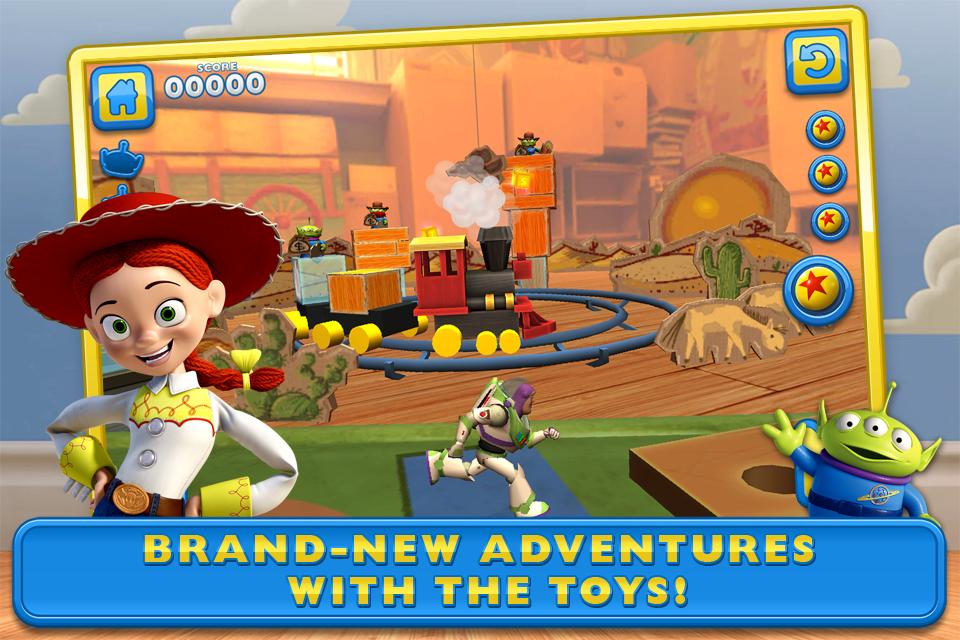 【迪士尼出品】玩具总动员:粉碎计划-迷失章节
