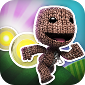 Download Run Sackboy! Run! free for iPhone, iPod and iPad